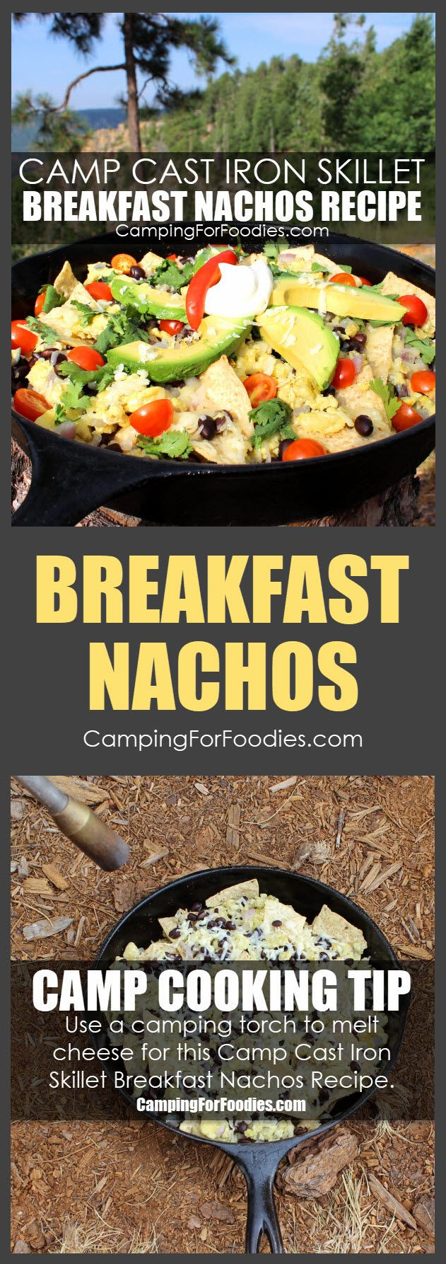237 best camping recipes and tips for cooking while rv camping
