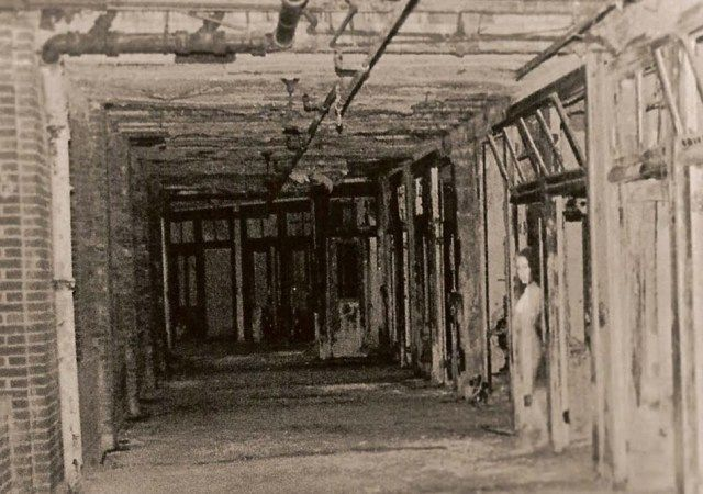 12 Terrifying Paranormal Pictures That Will Make You Believe in The Afterlife    The Waverly Hills Sanatorium Spectre