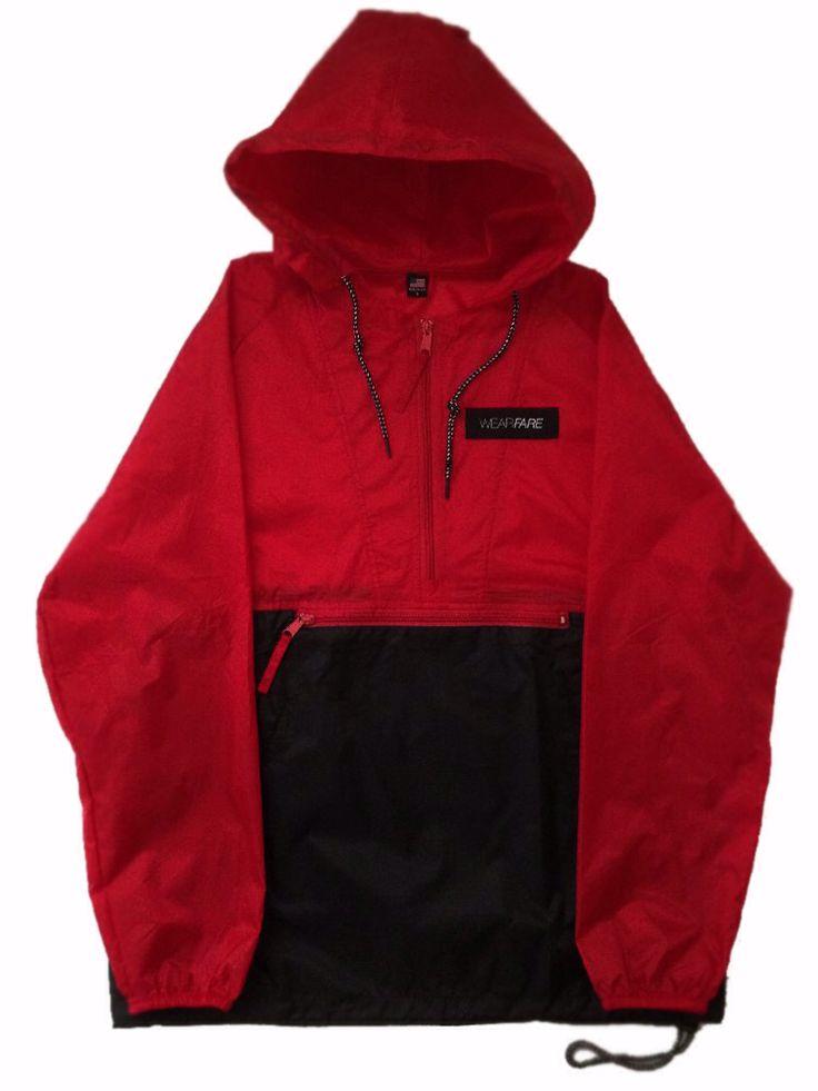 20 best Nylon Packable Windbreaker QT Jacket images on Pinterest ...