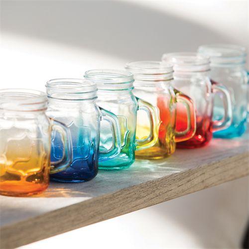mason jar shots
