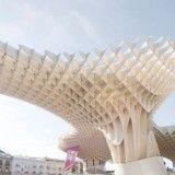 Metropol Parasol Plaza a Siviglia - progetto di Jürgen Mayer