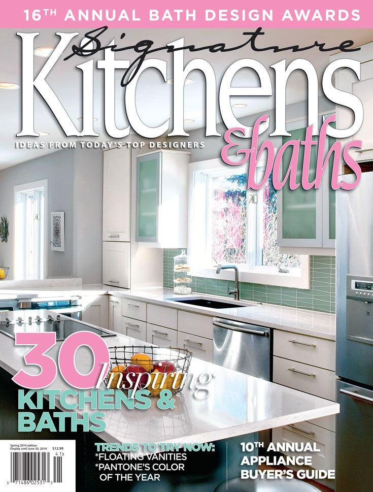 Kitchen And Bath Magazine signature kitchens and baths magazine