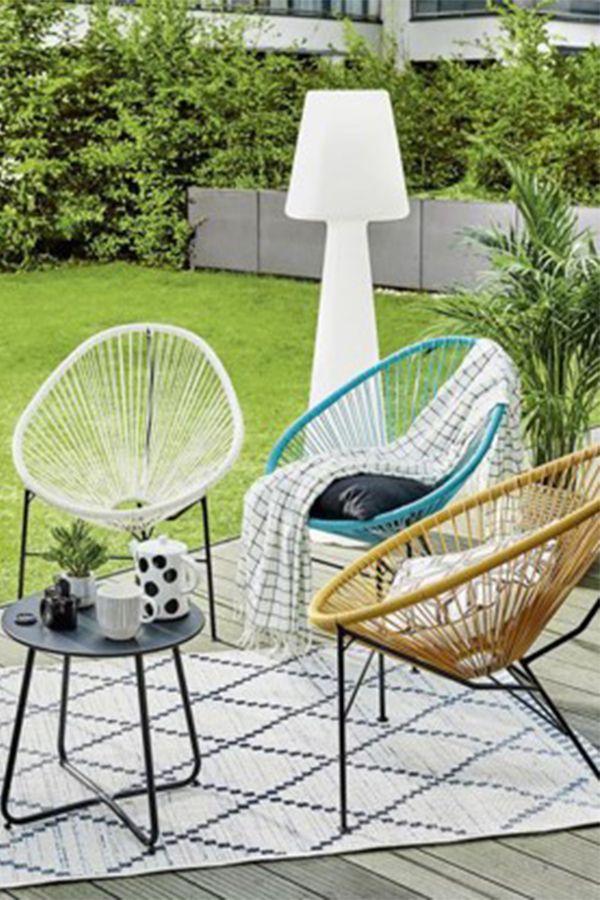 Leroymerlin Leroymerlinpolska Dlabohaterowdomu Domoweinspiracje Mebleogrodowe Krzeslaogrodowe Krzesla Ogrod Outdoor Chairs Outdoor Furniture Furniture