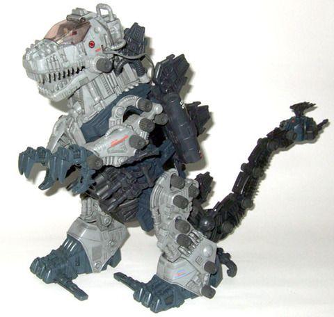 ゾイド 80年代 1982年トミーが生産し、アメリカ現地法人である トミーコーポレーションが「ZOIDS」として発売したものが 起源の動物をモチーフとする架空の兵器の組み立て玩具。