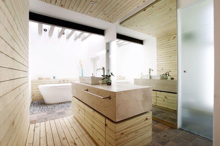 Baño Casa Sara | Dionne Arquitectos #interior #design #bath #architecture