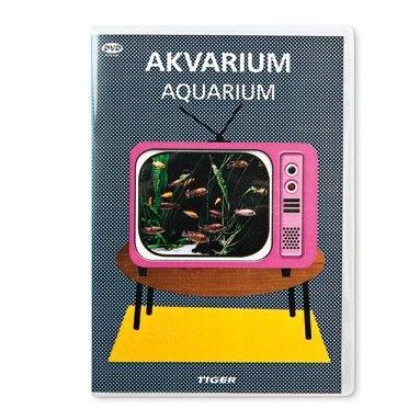 Vul je televisie met water en kleurrijke zoutwatervissen door deze dvd op te zetten. Je zult versteld staan van het ontspannende en rustgevende effect.