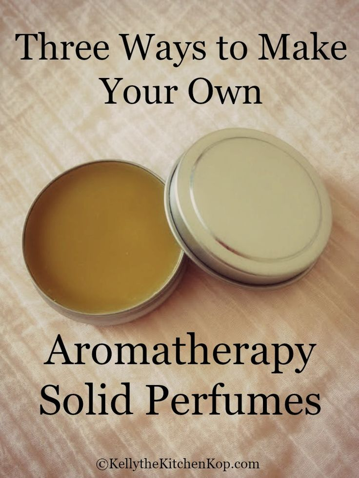 Did you know that synthetic perfume is the new second hand smoke? Learn how to make perfume at home!
