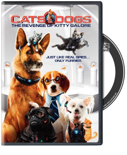 Cats And Dogs  The Return Of Mr Tinkles