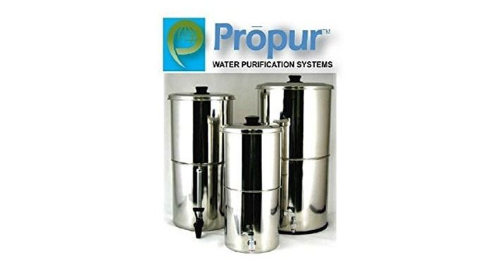 Propur Water Filter Review Shower Filter Water Filter Inside