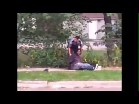 Police brutality The Best Police Brutality Caught On Tape Shocking) PSGW go to 7:16