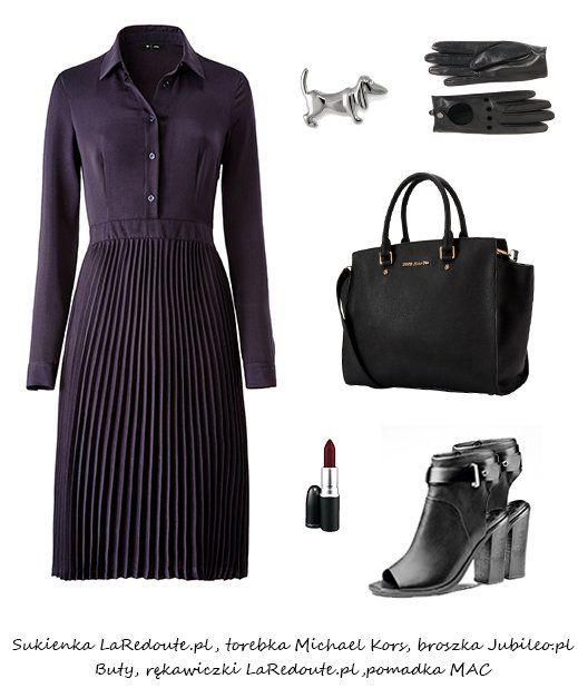 W tym sezonie naszym zdecydowanym faworytem są sukienki o długości 3/4, koniecznie w ciemnych, jesiennych kolorach. Jak je nosić? Zobaczcie sami!