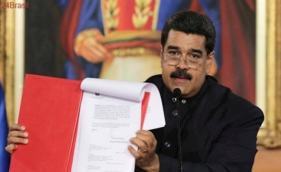 Maduro convoca Assembleia Nacional Constituinte na Venezuela
