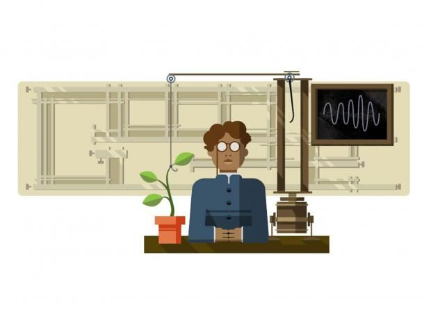 Bangladeshi scientist Sir Jagadish Chandra Bose was born 158 years ago, and became a world leader in telecommunications with innumerable achievements to his name. The polymath is the subject of a Google Doodle across the US, Australia, India and France to remember his contributions and celebrate his works.