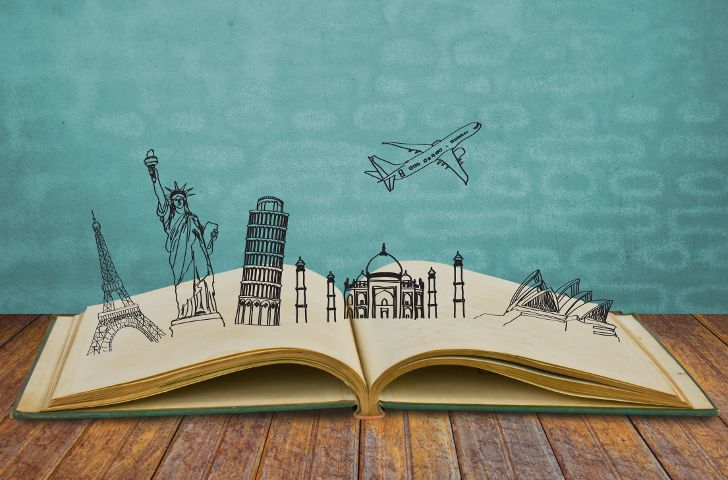 Books You Should Read When Traveling
