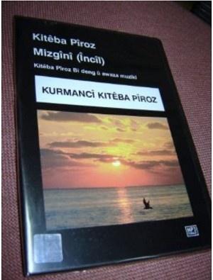 MP3 New Testament Kurdish Kurmanji Dialect / Zaravaye Kurmanci / Peymana Nu Injil - Mizginiya Isa Mesih CD MP3