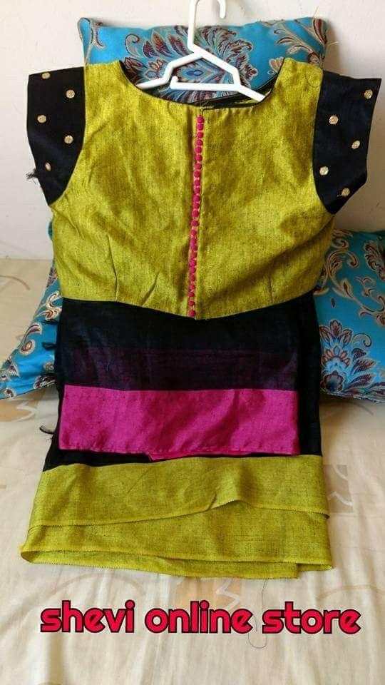 Pure Lenin saree with designer blouse Order what'sapp 919573737490