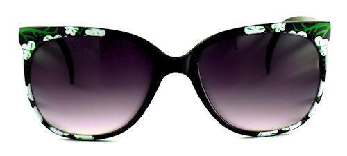 Ka-Bloom Vintage Sunglasses - 257 Black
