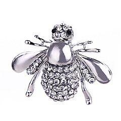 Fashion+Woman+Alloy+Honeybee+Brooch+–+USD+$+5.19