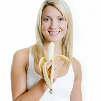 Banana To Treat Vaginal Discharge