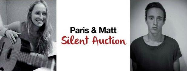 The Paris and Matt Silent Auction - show your support | Quicksales Blog