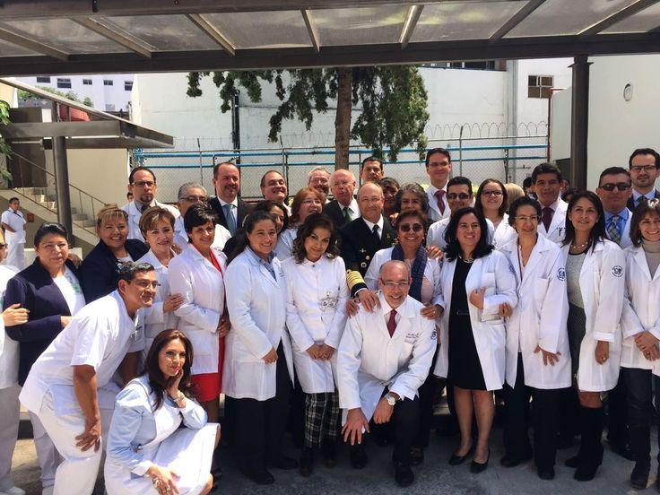 """Celebran 70 años del Hospital General """"Manuel Gea González"""" - http://plenilunia.com/novedades-medicas/celebran-70-anos-del-hospital-general-manuel-gea-gonzalez/42310/"""