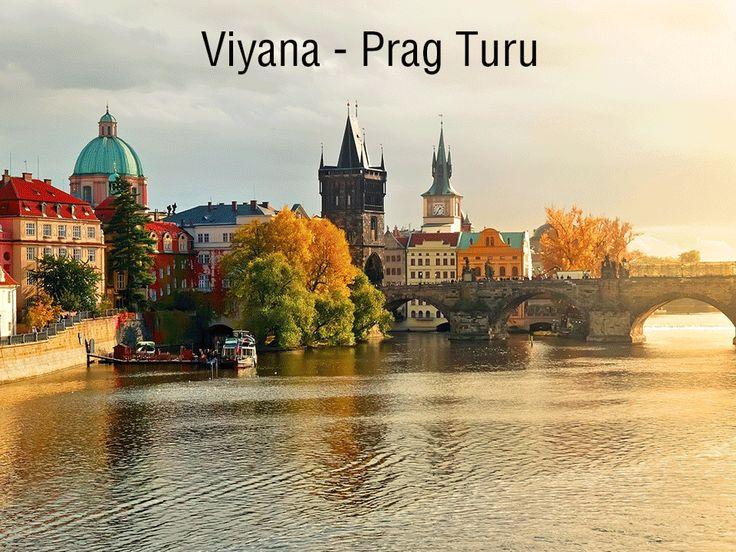 Tüm geziler dahil, ekstra tur ödemesi olmadan Viyana – Prag Turu sadece MNG Turizm Elit Turlar'da… bit.ly/MNGTurizm-viyana-prag-turu-s