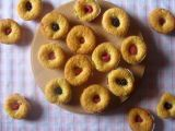 Mini muffin ai frutti di bosco