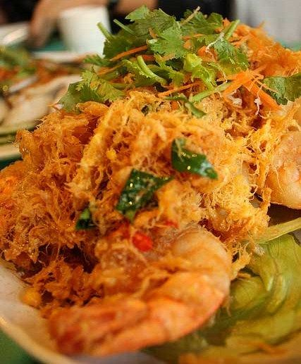 152 best delicious malaysian dishes images on pinterest malaysian food butter prawns with egg floss forumfinder Images