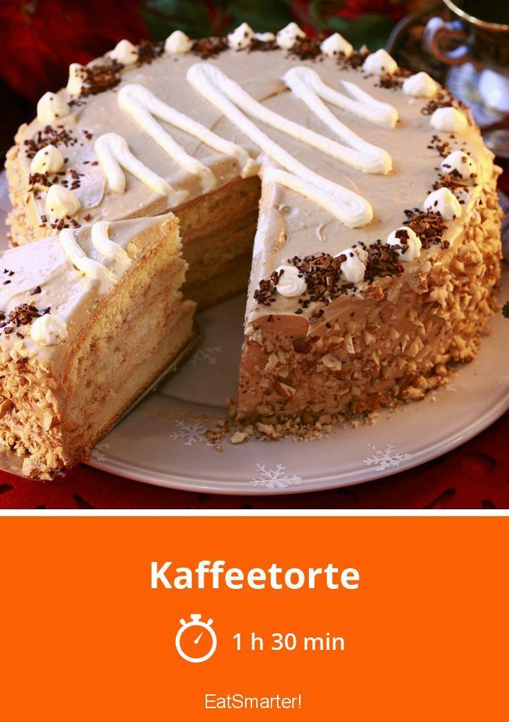 Kaffeetorte - smarter - Zeit: 1 Std. 30 Min. | eatsmarter.de