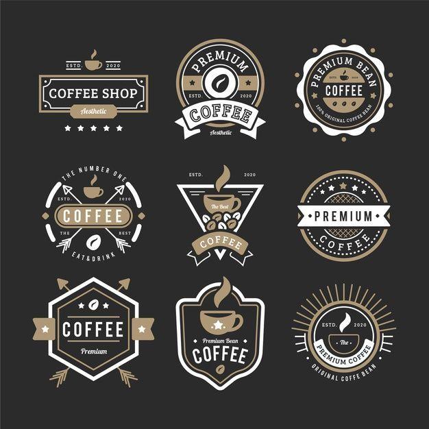 Vintage Coffee Logo Coffee Em 2020 Cafe Vintage Logotipo De Cafe Lojas De Cafe Vintage