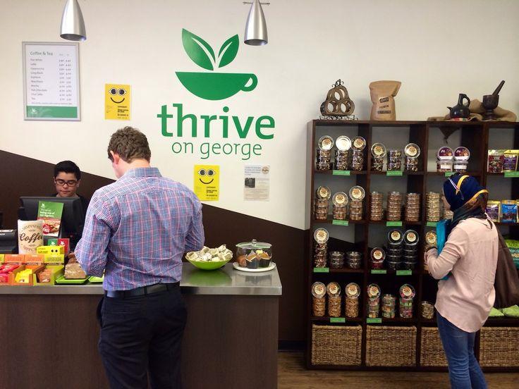 Thrive On George - Restaurants - Concrete Playground Brisbane
