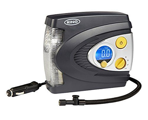 Ring RAC635 12V Preset Digital Tyre Inflator with Case Adaptor Set and LED Light This has a rating of above 4 stars and remains among the best selling items in Automotive category in UK. Click below to see its Availability and Price in your country.