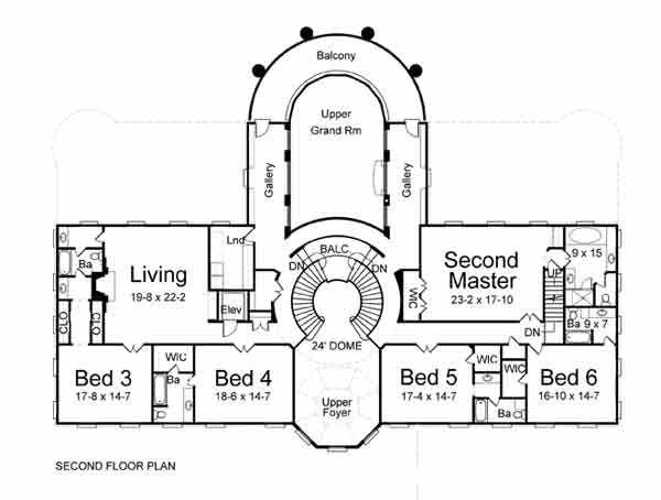 Les 197 meilleures images à propos de House plans sur Pinterest - plan maison en u ouvert