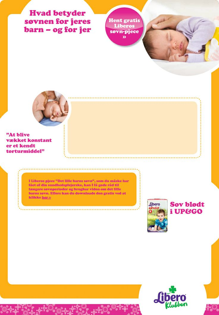 Sover jeres barn igennem? Hent gode råd her