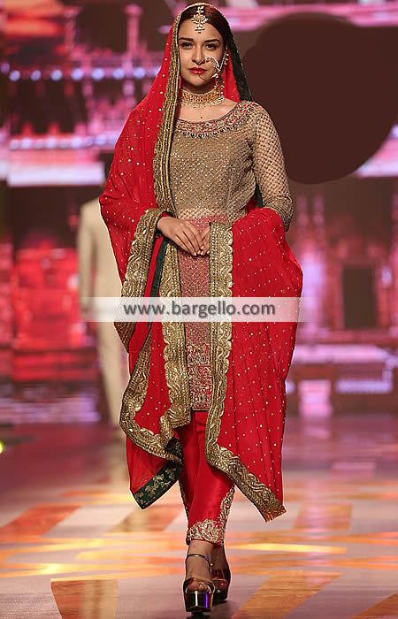 Cool Pakistani Wedding Salwar Kameez Suits Online Ajman UAE