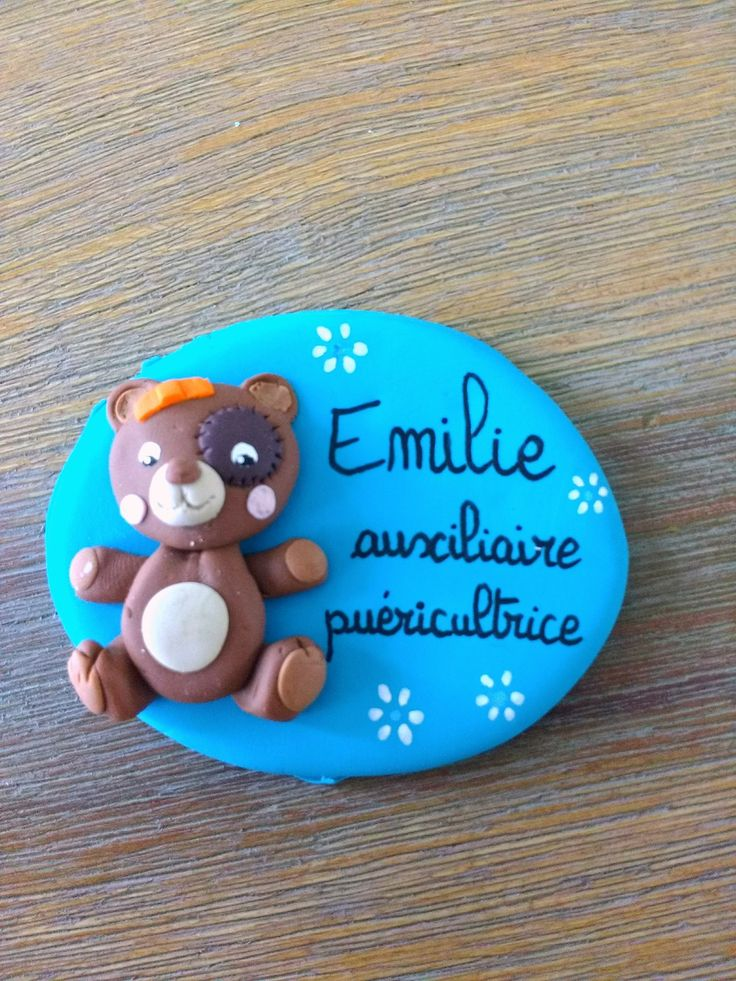 Connu 17 best Polymer clay BADGE images on Pinterest | Polymer clay  YV04