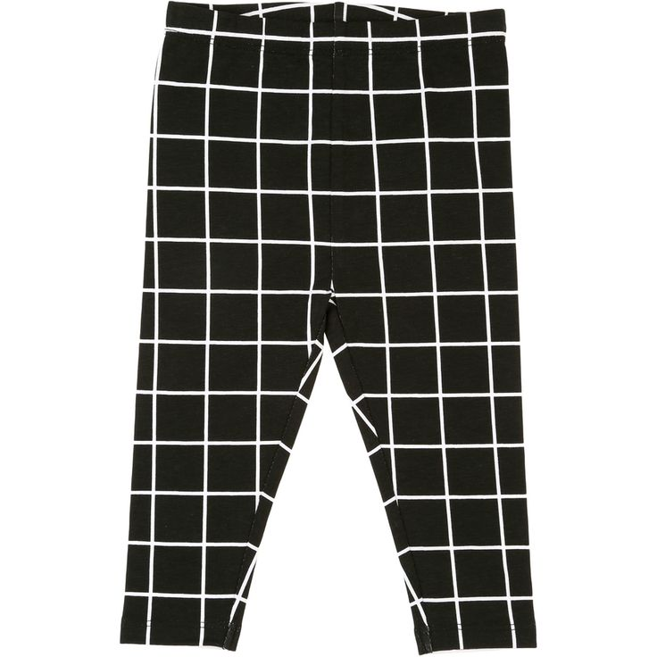Dymples Baby Print Leggings - Black | BIG W