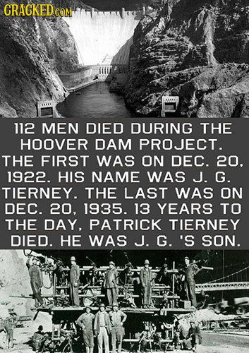 29 Mind-Blowing Coincidences You Won't Believe Happened | Cracked.com