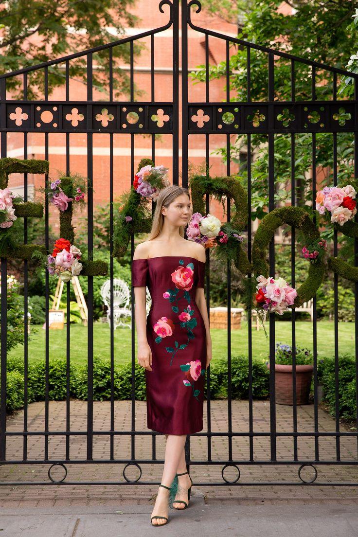 Lela Rose Resort 2018 Fashion Show