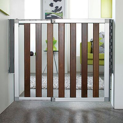 modern dog/baby gate. Need more for the dog :)