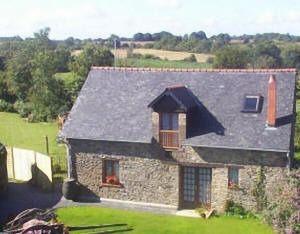 Chateaubriant Cottage rental: Hirondelle Farm