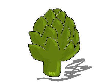 Artichokes (plant that heals)