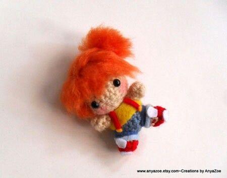 Amigurumi Chibi Doll : 243 best crochet dolls houses furniture. images on pinterest