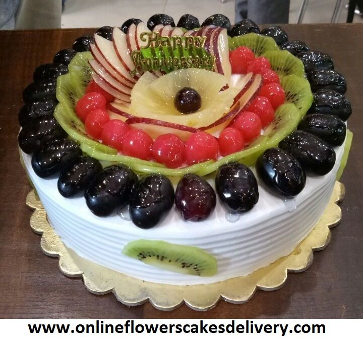 Send Birthday Cake Delivery Online Pune India