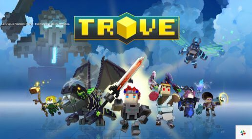 Check out the fun and awesome game: Trove packed with adventure and endless worlds!