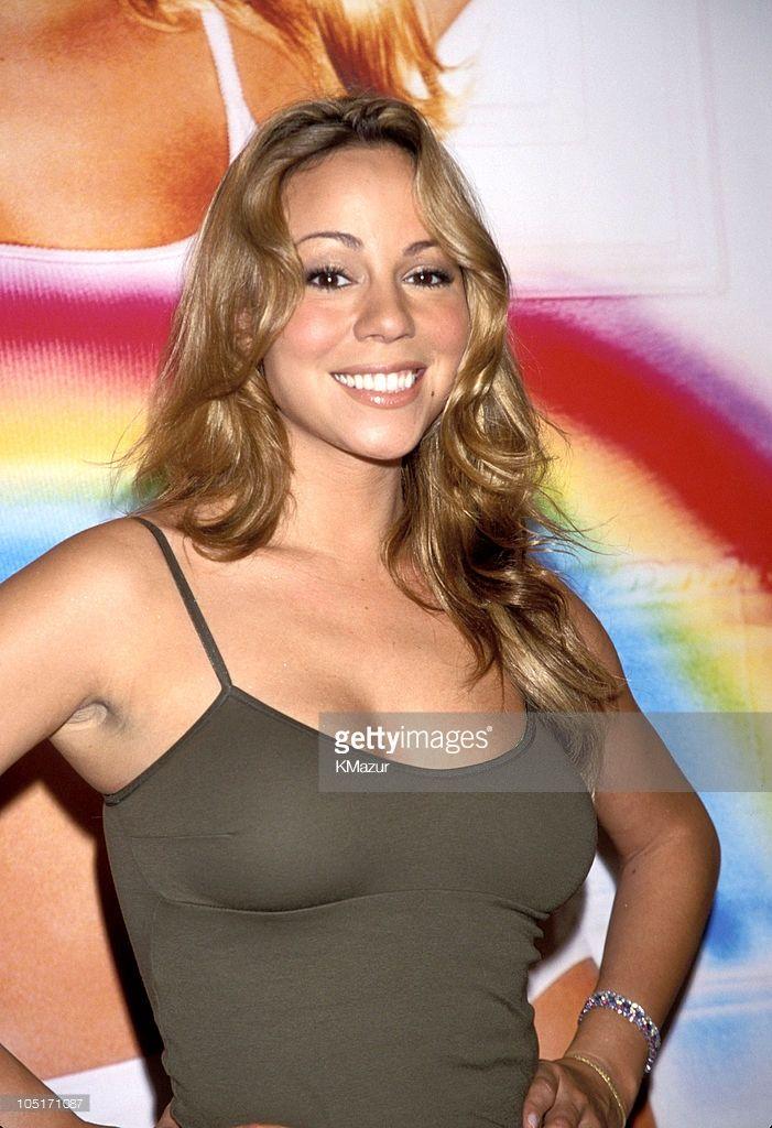 Mariah Carey Rainbow 1999 With Images Mariah Carey Hair
