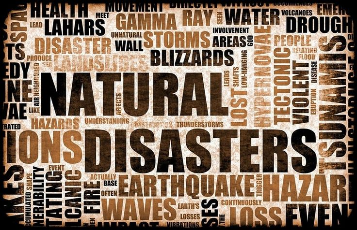 As a responsible person, living on planet Earth is extremely important to learn how to prepare for a natural disaster, regardless of your current location. Mother Nature is a patient entity but, from time to time, even she has her moments. Those moments cost us human lives and destruction, losses ...