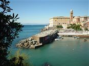 Wonderful residence overlooking the sea - perfect for students looking for accommodation in Genoa