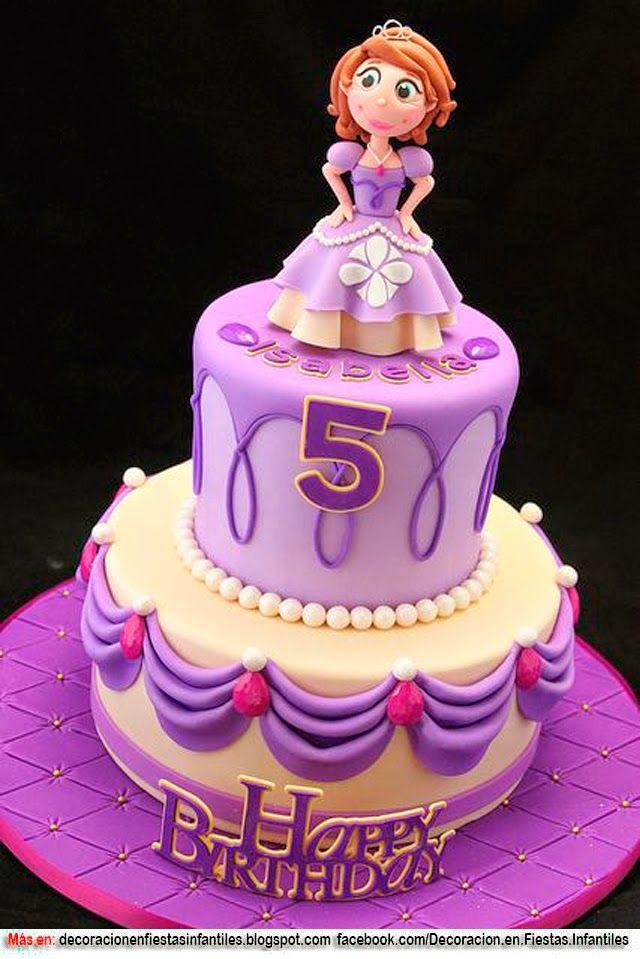 M s de 1000 ideas sobre tortas de princesa sofia en pinterest torta princesa sofia princesa - Ideas fiesta inauguracion piso ...