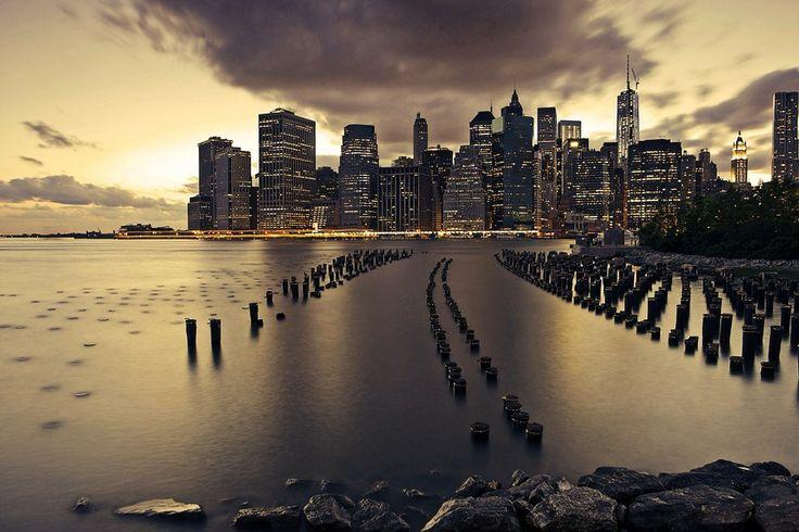 Manhattan by Krzysiek Rabiej on 500px